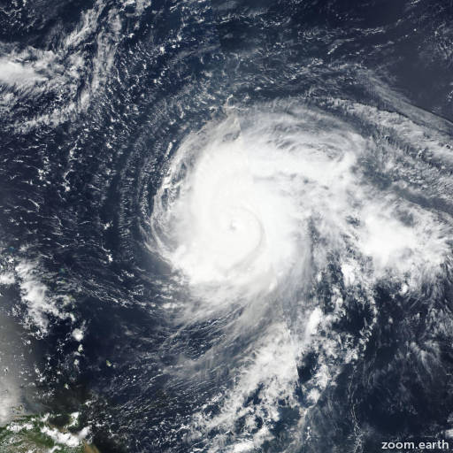 Hurricane Teddy 2020