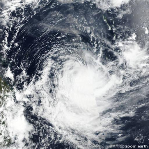 Cyclone Uesi