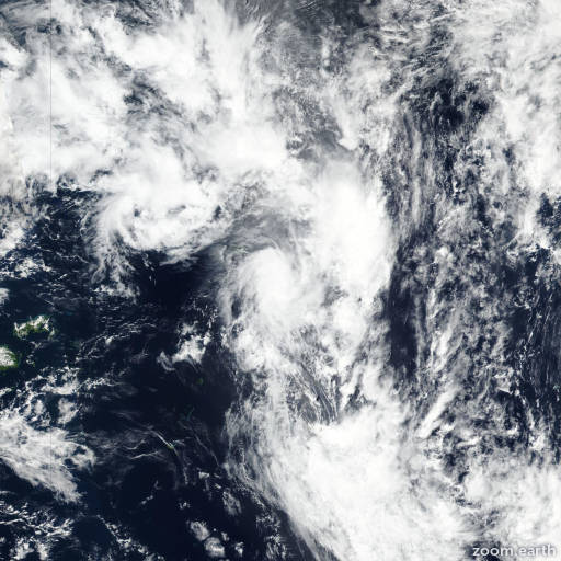 Cyclone Vicky 2020