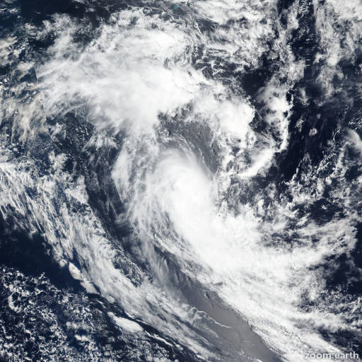 Storm Alicia