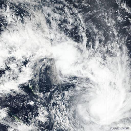 Cyclone Bina