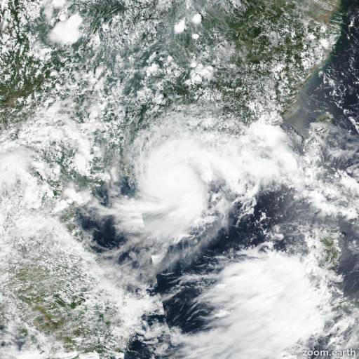 Typhoon Cempaka