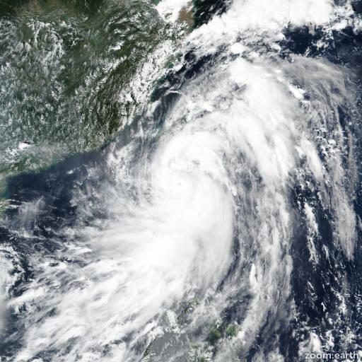 Typhoon Chanthu (Kiko)