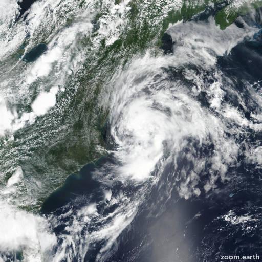Storm Claudette