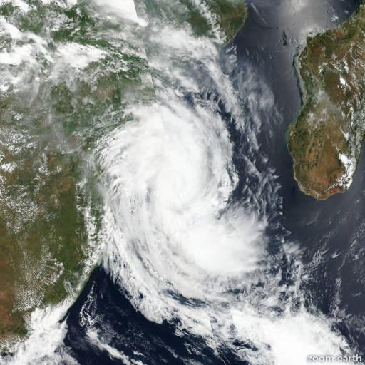Cyclone Guambe