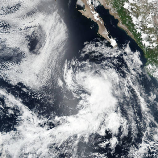 Storm Guillermo