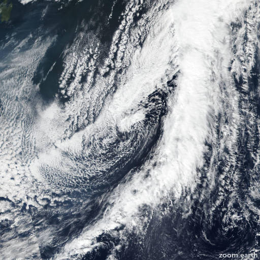 Extratropical Odette