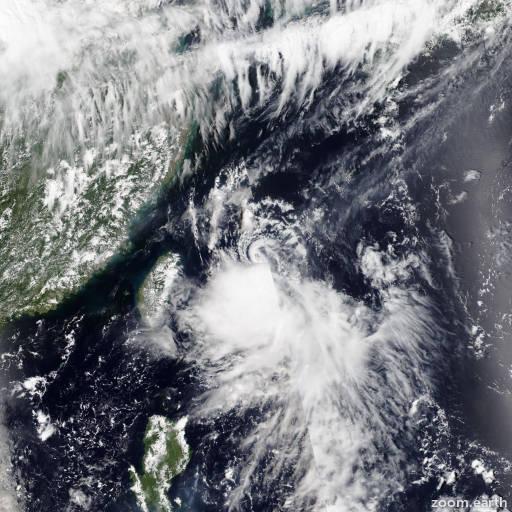 Storm Omais (Isang)