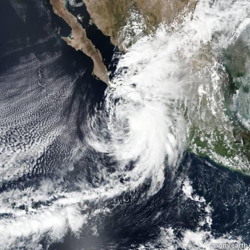 Hurricane Pamela
