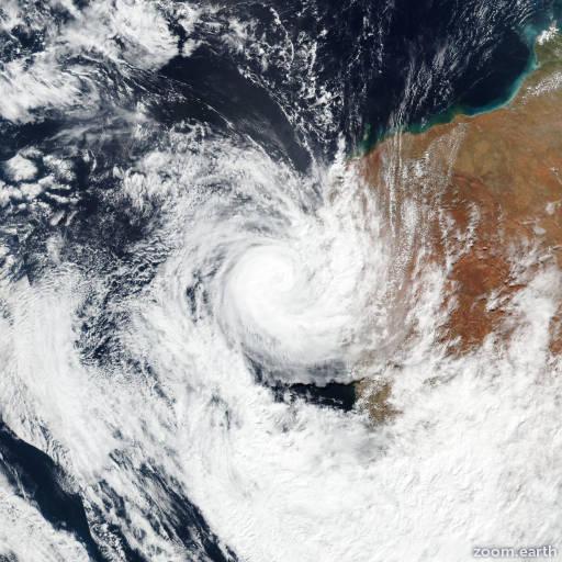 Cyclone Seroja