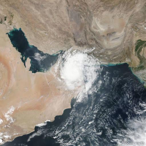 Cyclone Shaheen-Gulab