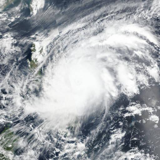 Typhoon Surigae (Bising)